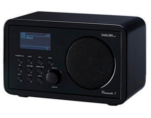 Sailor Concerto 7, DAB+/Internet-Radio | Dodax.ch