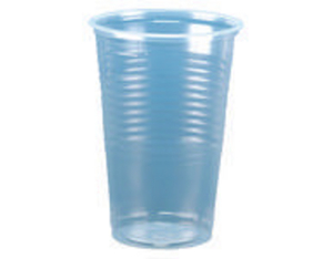 Trinkbecher transparent 4 dl, 50 Stk. | Dodax.at
