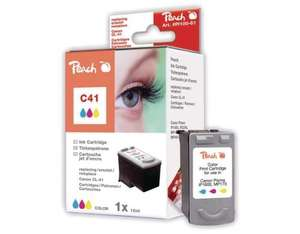 Peach Druckkopf Canon CL-41 color | Dodax.at