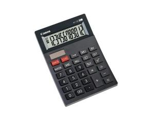 Canon AS-120 Pocket Display calculator Grey | Dodax.ca