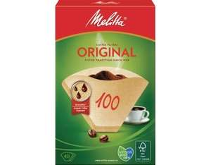 Melitta - Coffee Filters (12603.3) | Dodax.co.uk