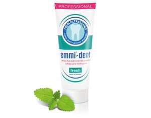 emmi-dent Nano Zahnpaste fresh 75 ml | Dodax.at