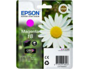 Tinte Epson C13T18034012, magenta, 180 S. | Dodax.co.uk