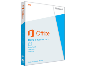 Microsoft -  Office Home and Business 2013 (32/64) | Dodax.ch