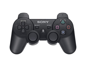 Sony PS3 Dualshock 3 Controller black | Dodax.at