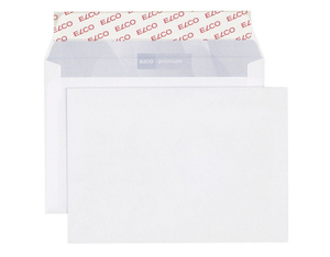Elco - Envelope Office C6, Bright White, Peel and Seal Flap, 25 pcs (74459.12) | Dodax.fr