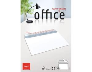 Elco - Envelope Office C4, Bright White, Peel and Seal Flap, 10 pcs (74476.12) | Dodax.nl