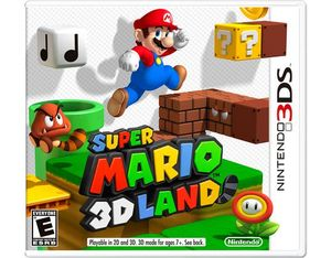Super Mario 3D Land - 3DS | Dodax.ch
