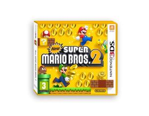 New Super Mario Bros. 2 3DS/XL D | Dodax.ch