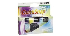Image of 1 Fujifilm Quicksnap Flash 27