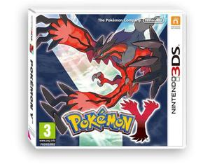 Pokémon Y German Edition - 3DS | Dodax.ch