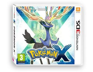 Pokémon X German Edition - 3DS | Dodax.ch