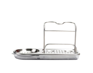 OXO - Stainless Steel Sink Organizer (1068659) | Dodax.at
