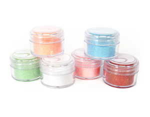 Silhouette - Hobby Paint Pastel Colors, 6 pcs (GLITTER-3) | Dodax.ca