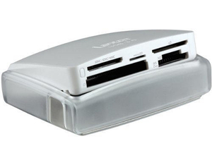 Multi-Card Reader, 25-in-1, USB 3.0 | Dodax.ch