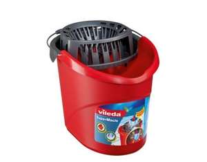 Vileda Bucket Super Mocio Red mop | Dodax.com