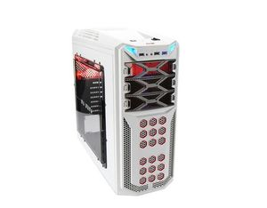In Win Midi Tower GT1, weiss ohne NT | Dodax.ch