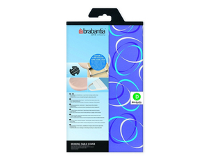 Brabantia - Ironing Board Cover, Cotton, Size D (101540) | Dodax.ch