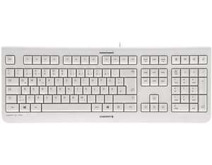 Cherry - Keyboard KC 1000 USB2.0, Switzerland, Grey (JK-0800CH-0) | Dodax.de