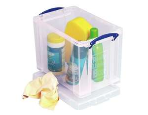 Really Useful Box 19.0 Liter klar | Dodax.pl