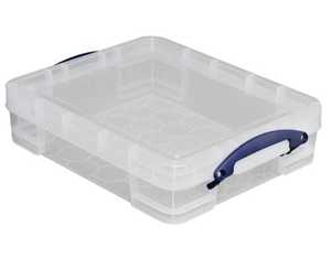 Really Useful Box 11.0 Liter klar | Dodax.at