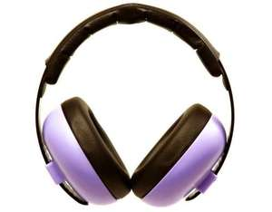 Baby Banz - Ear Defender, Signal-to-Noise Ratio: 26 dB, Violet (GBB005) | Dodax.ch