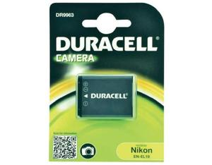 Duracell DR9963 Lithium-Ion 700mAh 3.7V rechargeable battery | Dodax.co.uk