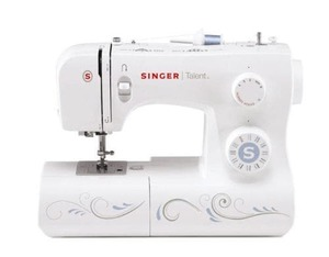 SINGER - Sewing Machine Rotary type 220 - 240 V (Talent 3323) | Dodax.ch