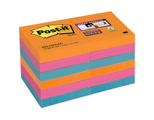 3M Post-it Super Sticky Farben | Dodax.ch