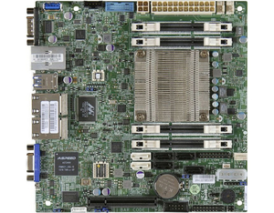 Supermicro A1SAi-2550F: Mini-ITX, QuadCore | Dodax.at