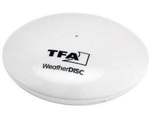 TFA - Weather-Disc Bluetooth Thermo-Hygrometer für Smartphones, iOS & Android (30.5037.02) | Dodax.ch
