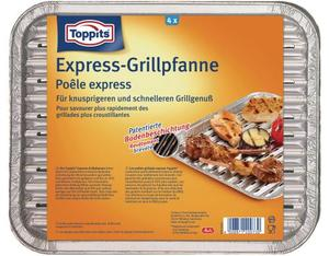 Toppits Express-Grillpfanne | Dodax.at