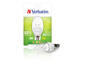 Verbatim LED Classic B, 5W, E14, ww | Dodax.at
