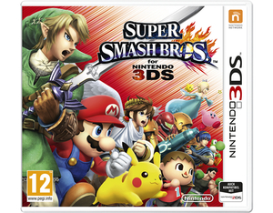 Super Smash Bros. German Edition - 3DS | Dodax.at