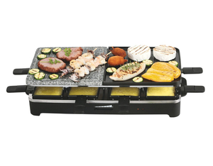 Ohmex Raclette Grill 4 in 1 | Dodax.ch