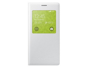 Samsung - Case For Samsung Galaxy S5 Mini - White (EF-CG800BH) | Dodax.ch