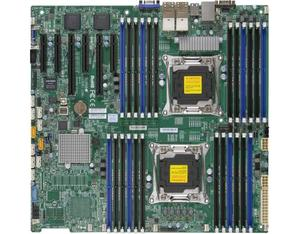 Supermicro X10DRi-LN4+: 2x Intel E5-2600v3 | Dodax.at