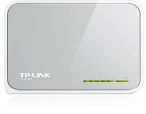 TP-LINK TL-SF1005D Unmanaged network switch White network switch   Dodax.ca