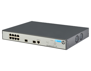 HP 1920-8G-PoE+(65W) 8 Port PoE+ Switch | Dodax.ch