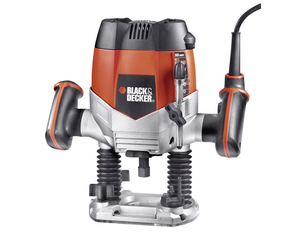 Black & Decker - Power Router, 1200 W, 230 V (KW900E) | Dodax.ch