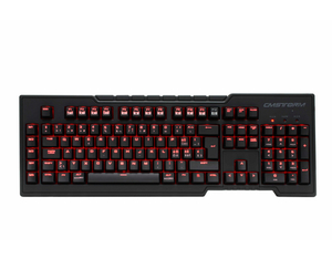 Cooler Master Gaming Keyboard, Trigger-Z | Dodax.ch