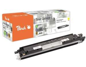 Peach Toner HP CE312A | Dodax.at