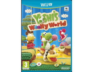 Yoshi's Wooly World Standard Edition; German Version - Wii U | Dodax.nl