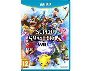Super Smash Bros - Wii U | Dodax.ch