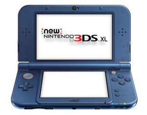 New Nintendo 3DS XL, Konsole (metallic blue) | Dodax.ch