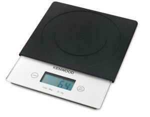 Kenwood - Kitchen Scale, 8 kg, LCD, Grey (AT850B) | Dodax.ch