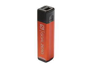 GoalZero Flip 10 Power Pack, Buschfeuer Rot | Dodax.ch