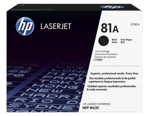 HP Toner 81A - Black (CF281A) | Dodax.at