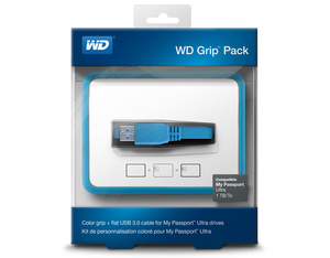 WD Grip Pack Blue 21mm | Dodax.at