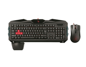 Bloody Mechanical Gaming Keyboard + Mouse   Dodax.ch